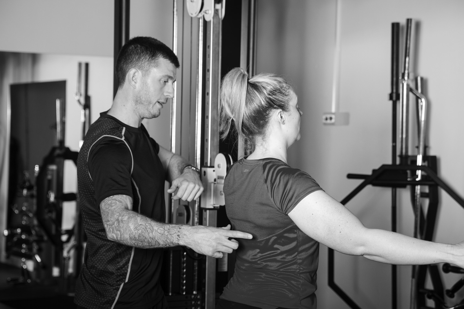 Personal Training Gym Liverpool